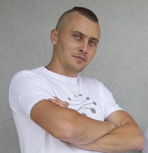Vasiliy Ivanov, CEO