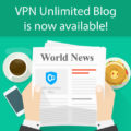 VPN Unlimited blog