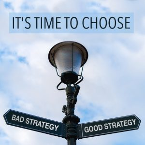 Good, Bad, Ugly Strategy   Roadmap Planner