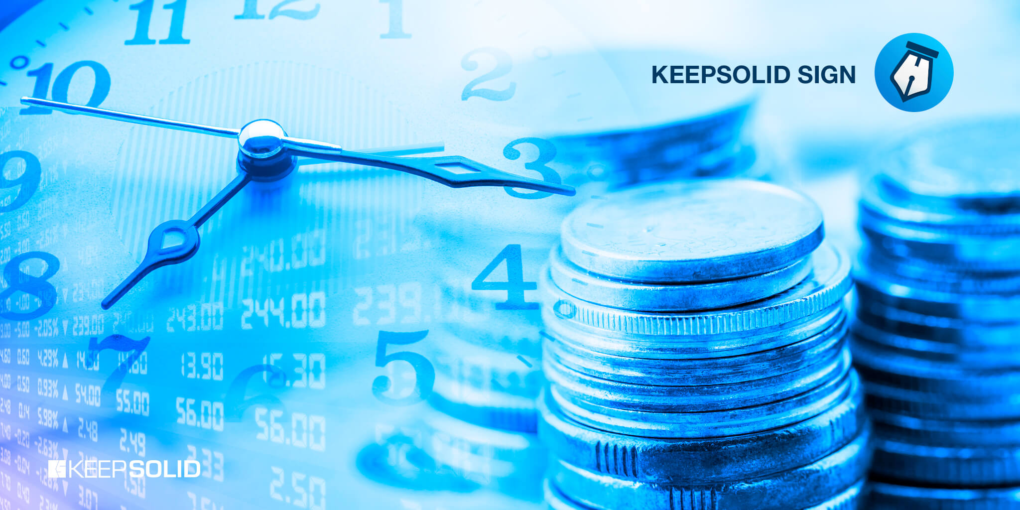 Save time and money with KeepSolid Sign