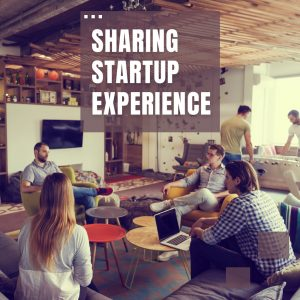 Kick Starting a Company — Sharing startup experience