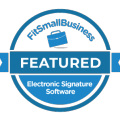 FitSmallBusiness Featured Electronic Signature Software