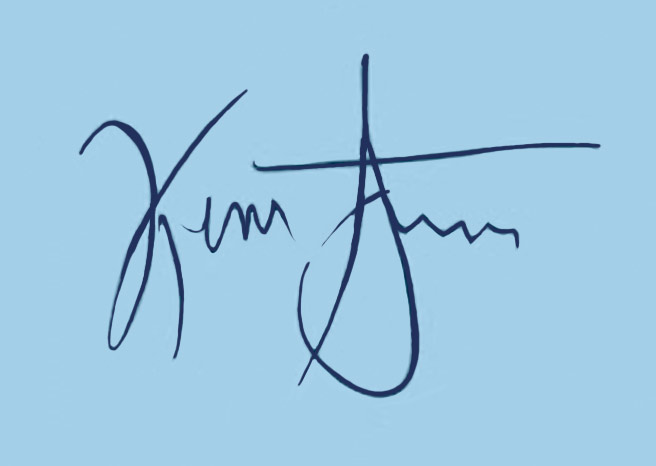 how to create your signature