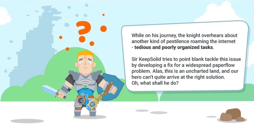 Infographics. Pic. 4. Quest for Eight Million Users — KeepSolid Blog
