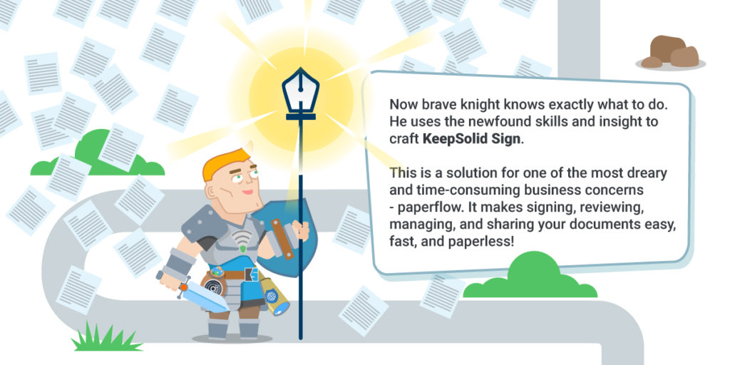Infographics. Pic. 6. Quest for Eight Million Users — KeepSolid Blog