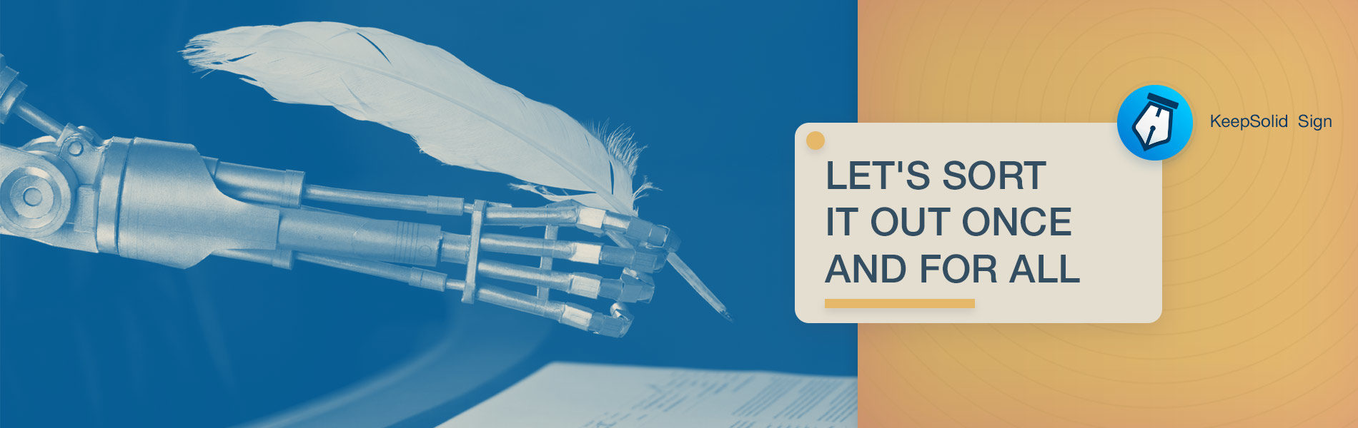 Digital Signature vs Electronic Signature. Still Don't Know What's What? Let's Get it Straight.
