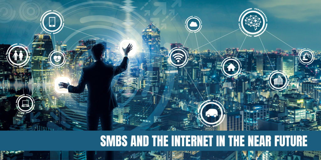 1 - Online Business Trends in SMEs in the Near Future (Infographics)