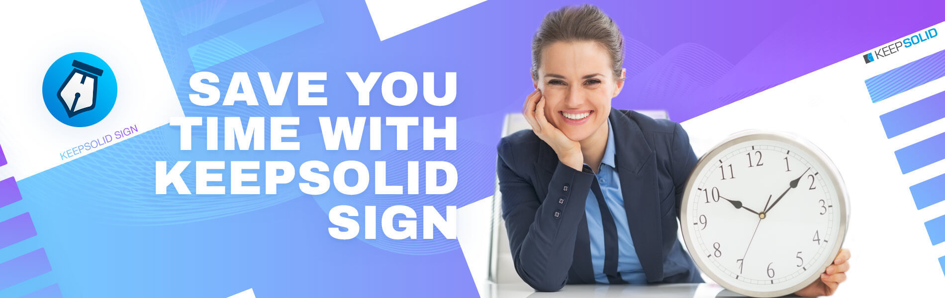 Save your time with KeepSolid Sign