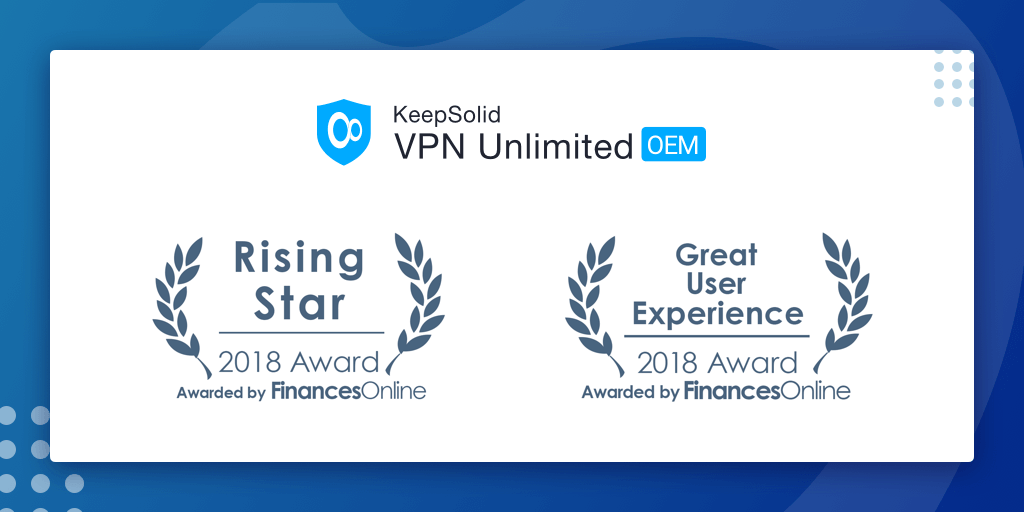 OEM VPN Unlimited rewards