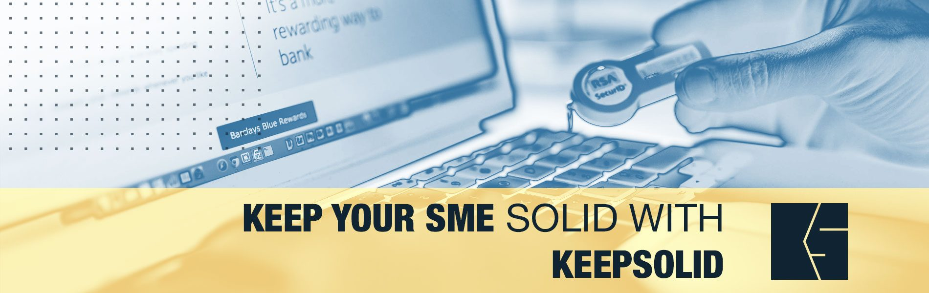 How to Secure Your SME From Cyber Threats in 4 Easy Steps