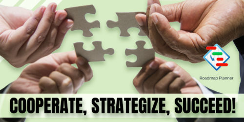 Working in team to formulate strategy and achieve business success.
