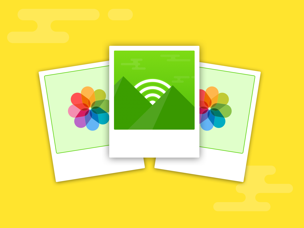 Photo Transfer WiFi - the best app to transfer photos from
